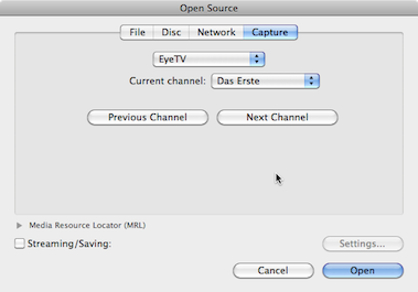 Thomas Tempelmann | How to view EyeTV recordings and live TV